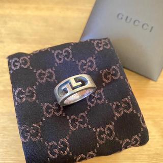 Gucci - 【GUCCI】 GG リング 13号