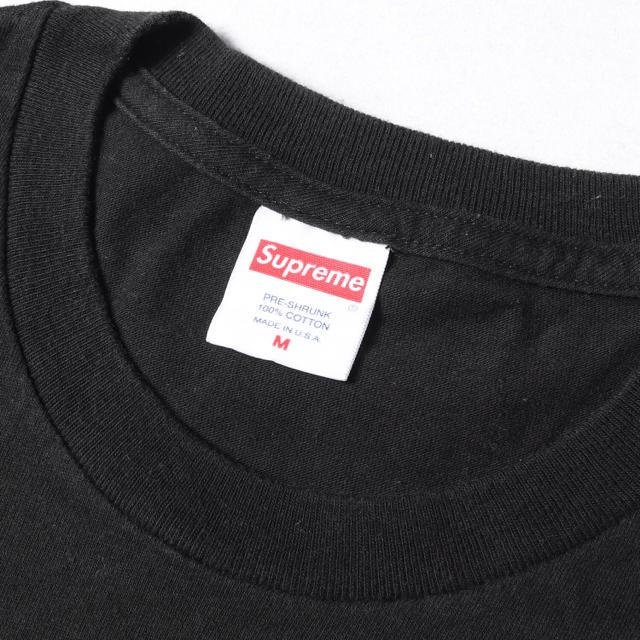 Supreme(シュプリーム)のSupreme BOTTLE CAP TEE 18FW シュプリーム Tシャツ  メンズのトップス(Tシャツ/カットソー(半袖/袖なし))の商品写真