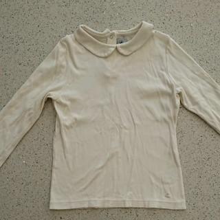 プチバトー(PETIT BATEAU)のPETIT BATEAU 128㎝ カットソー(Tシャツ/カットソー)