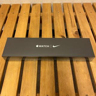 アップルウォッチ(Apple Watch)のApple Watch Nike SE GPSモデル 44mm(腕時計(デジタル))