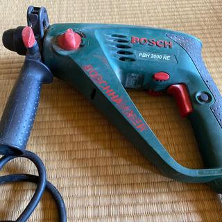 ボッシュ(BOSCH)のボッシュ振動はつりコンクリートドリル(工具)