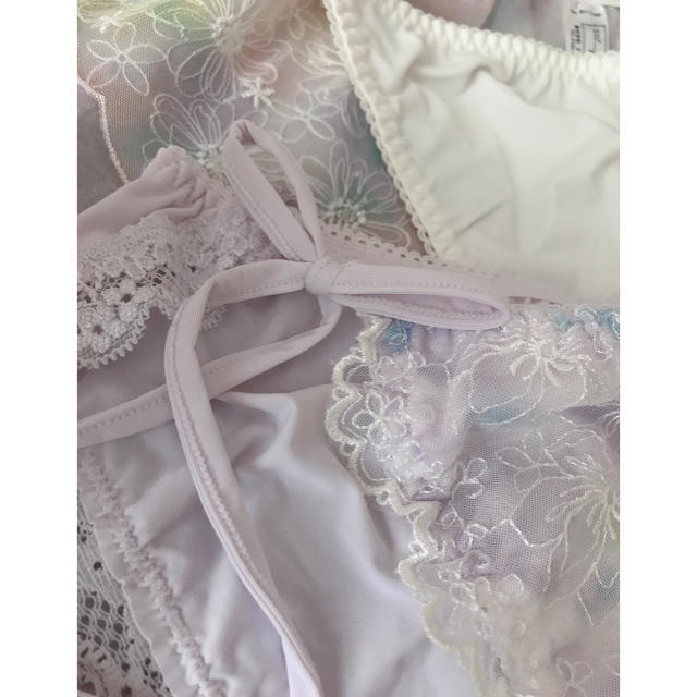 tutuanna(チュチュアンナ)のチュチュアンナ❤︎  新品ショーツセット girly🕊 レディースの下着/アンダーウェア(ショーツ)の商品写真