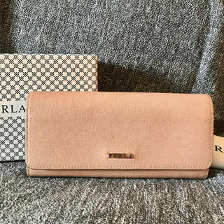 フルラ(Furla)のフルラ 長財布 ピンク FURLA(財布)