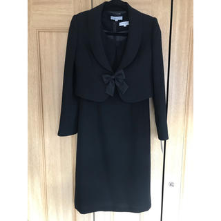 シマムラ(しまむら)の新品タグ付き しまむら ブラックフォーマル 11号(礼服/喪服)
