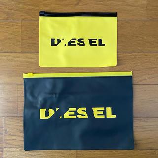 ディーゼル(DIESEL)の【新品】Diesel ファイルケース ファスナー付 新品ディーゼル(その他)
