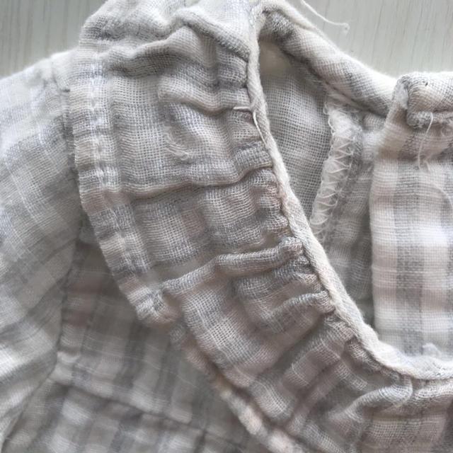 ZARA KIDS(ザラキッズ)のzarababy     ロンパース キッズ/ベビー/マタニティのベビー服(~85cm)(ロンパース)の商品写真