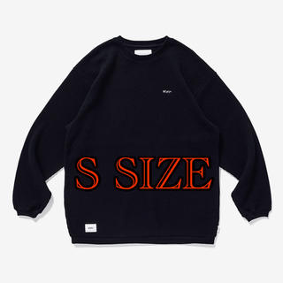 W)taps - S SIZE 20 AW WAFFLE / LS / COTTON