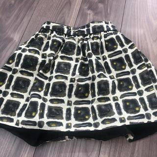 ボンポワン(Bonpoint)のボンポワン  スカート 8 120センチ アジャスターつき(スカート)