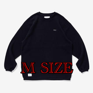 W)taps - M SIZE 20 AW WAFFLE / LS / COTTON
