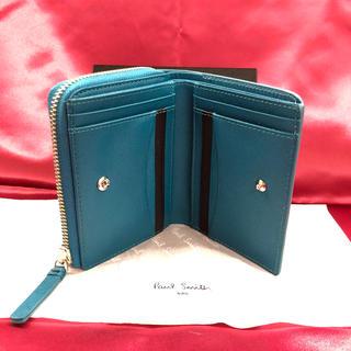 ポールスミス(Paul Smith)のPaul Smith 新品・未使用 二つ折り財布 L字ファスナーポールスミス (折り財布)