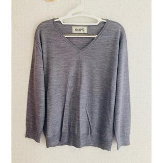 ROPE - 【美品】Vネックセーター