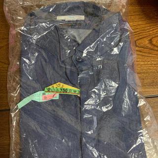 オリヒカ(ORIHICA)のお値下げ❣️ORIHICA ウイングシャツ(デニムカラー)(シャツ)