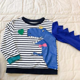 チェスティ(Chesty)のchesty子供服 恐竜Tシャツ100(Tシャツ/カットソー)