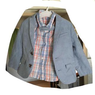 エイチアンドエム(H&M)のセットアップとシャツ(ジャケット/上着)