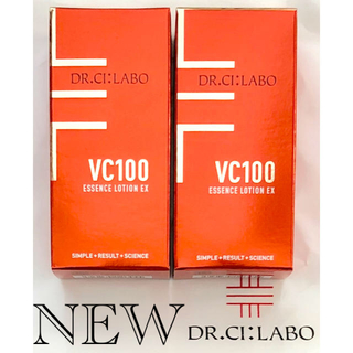 Dr.Ci Labo - ドクターシーラボ 最新版VC100エッセンスローションEX  28ml2点