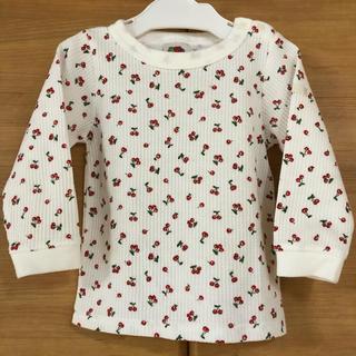 ナルミヤ インターナショナル(NARUMIYA INTERNATIONAL)の長袖 90 (Tシャツ/カットソー)