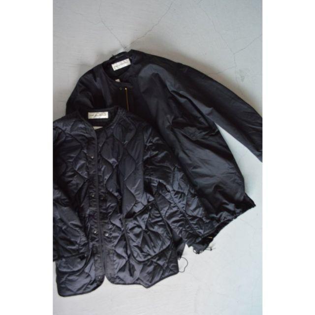 Shinzone(シンゾーン)の新品 THE SHINZONE ザ シンゾーン フィールドパーカーブラック レディースのジャケット/アウター(ノーカラージャケット)の商品写真
