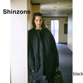 Shinzone - 新品 THE SHINZONE ザ シンゾーン フィールドパーカーブラック