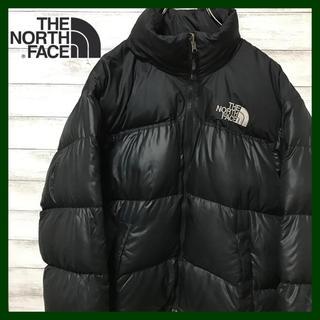 THE NORTH FACE - 美品 ノースフェイス★ヌプシ700フィル ダウンジャケット ブラック