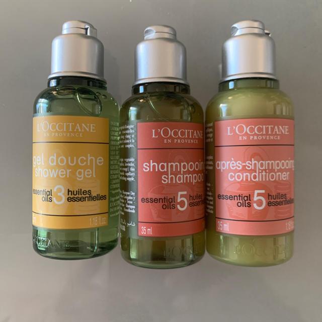 L'OCCITANE(ロクシタン)のロクシタン アメニティセット コスメ/美容のボディケア(ボディソープ/石鹸)の商品写真