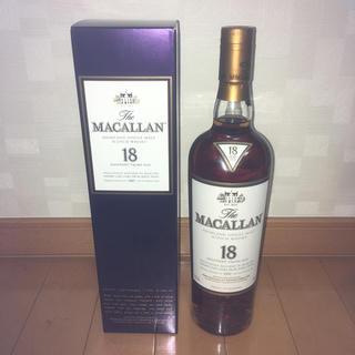 サントリー - マッカラン MACALLAN 18年 シングルモルト 1997年
