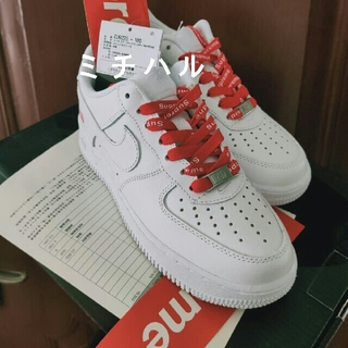 Supreme Nike Air Force1 シュプリーム エアフォース1
