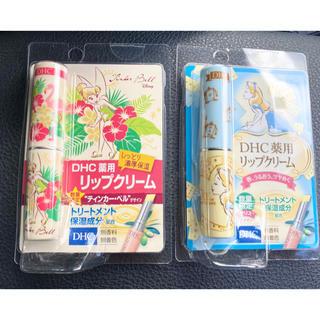 DHC - 【限定品・未使用品・2つセット】DHC薬用リップクリーム*