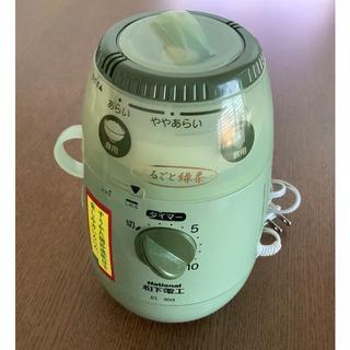 パナソニック(Panasonic)のNational 家庭用 臼式 お茶粉末器 まるごと緑茶 EU6803 (調理道具/製菓道具)