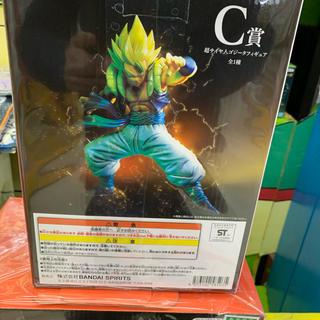 ドラゴンボール(ドラゴンボール)の一番くじ スーパーサイヤ人 ゴジータ(フィギュア)