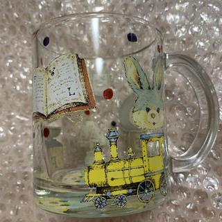フランシュリッペ(franche lippee)のフランシュリッペ コラージュアートガラス マグカップ(グラス/カップ)