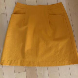 ミッシェルクラン(MICHEL KLEIN)のミニスカート(ミニスカート)