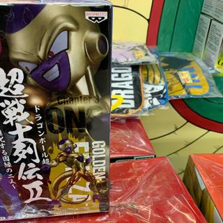ドラゴンボール(ドラゴンボール)の超戦士列伝Ⅱ ゴールデンフリーザ(フィギュア)