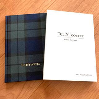 タリーズコーヒー(TULLY'S COFFEE)のタリーズ ノート(ノベルティグッズ)