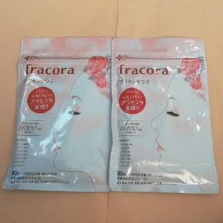 フラコラ(フラコラ)のフラコラ プラセンタつぶ90粒入り×2袋(その他)
