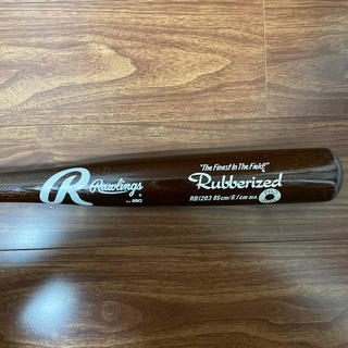 Rawlings - ローリングス 軟式用 木製バット