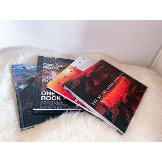 ONE OK ROCK - ONE OK ROCK PRIMAL FOOTMARK