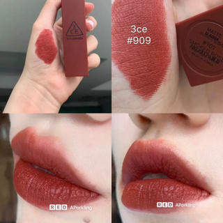 3ce - 3CE MOOD RECIPE LIP #909 SMOKED ROSE