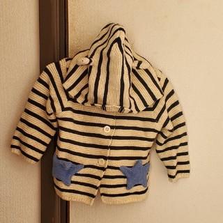 babyGAP - ベビーギャップ 上着 カーディガン ニット セーター ベビー ジャケット