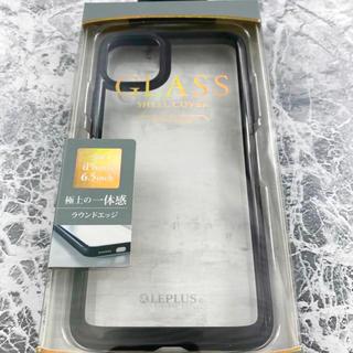 新品 未使用 iPhone 11 pro Max クリアケース スマホケース 黒