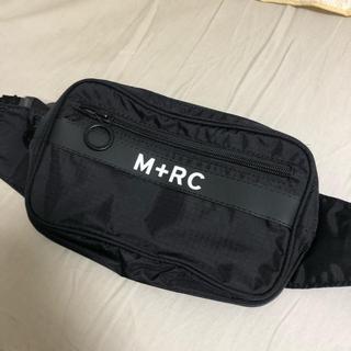OFF-WHITE - 新品 M+RC NOIR (マルシェノア) ショルダーバッグ ブラック
