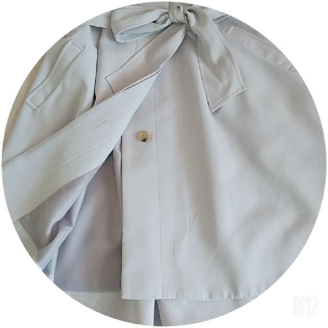 tocco(トッコ)のスカラプトレンチコート レディースのジャケット/アウター(トレンチコート)の商品写真
