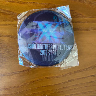 サンダイメジェイソウルブラザーズ(三代目 J Soul Brothers)の小林直己 チェンジング缶バッジ(国内アーティスト)