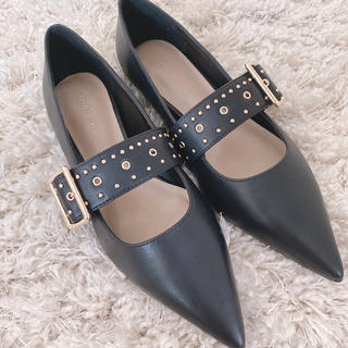 Charles and Keith - CHARLES & KEITH / Studded Mary Jane