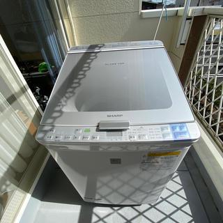 SHARP - シャープ縦型洗濯機