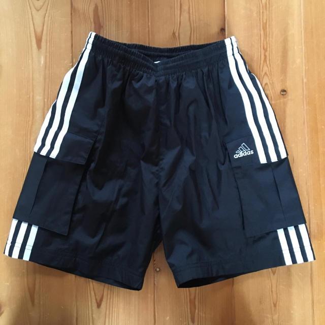 adidas(アディダス)の★値下げ★adidas  ズボン 150 スポーツ/アウトドアのサッカー/フットサル(ウェア)の商品写真