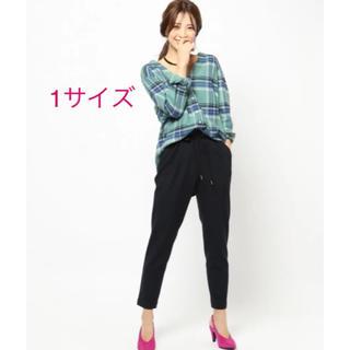BARNYARDSTORM - ほぼ新品*雑誌掲載 BARNYARDSTORM 完売ストレッチTRドロストパンツ
