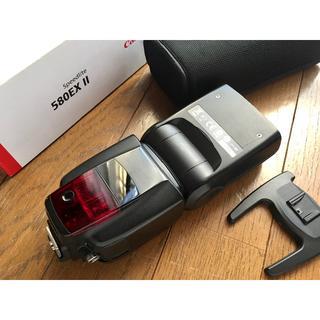 Canon 580EXⅡ スピードライト実用品