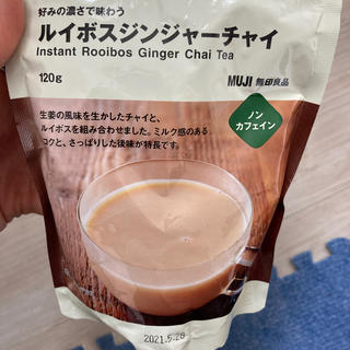 ムジルシリョウヒン(MUJI (無印良品))のルイボスチャイ(茶)