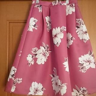 31 Sons de mode - 花柄スカート トランテアン ソン ドゥ モード スカート