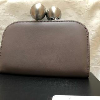パピヨネ(PAPILLONNER)のkawakawa   ガマ口財布  新品未使用(財布)